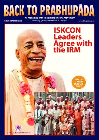 ISKCON Revival Movement