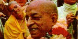 Шрила Прабхупада – духовный учитель всего мира