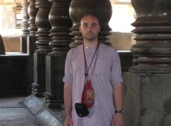 Бхакта Зоки в Индии